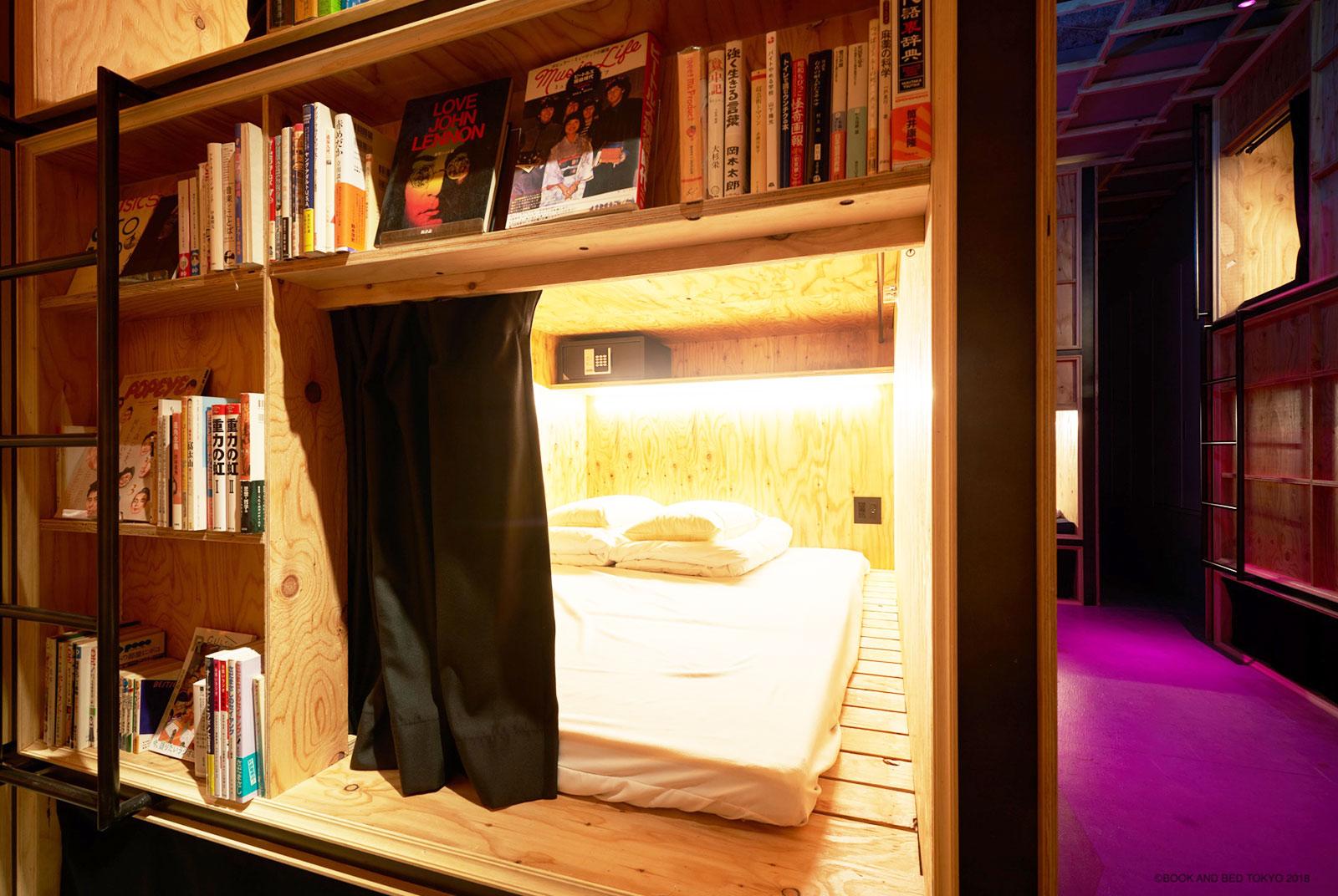 内装デザインは、軍司沙織さんが設立したインテリアデザインスタジオ「Indigo」が手掛ける