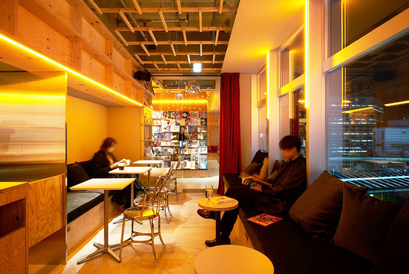 コーヒーは「Coffee Supreme」「Fuglen TOKYO」の焙煎した豆を使う